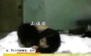 广西90后美女在床上与男人性爱视频曝光