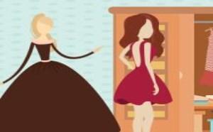 美女的裙长我说了算,我的裙子我做主 飞碟一分钟602