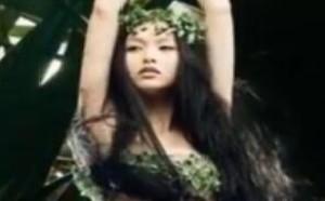 唐嫣最想删掉的早年裸体艺术写真照